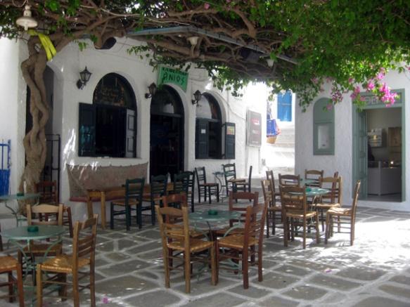 Ios-Taverne