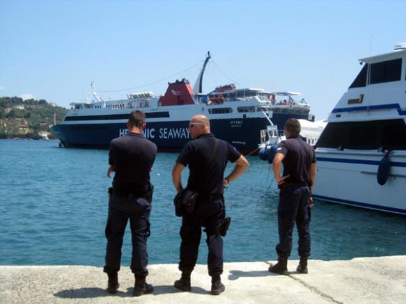Hafenpolizisten