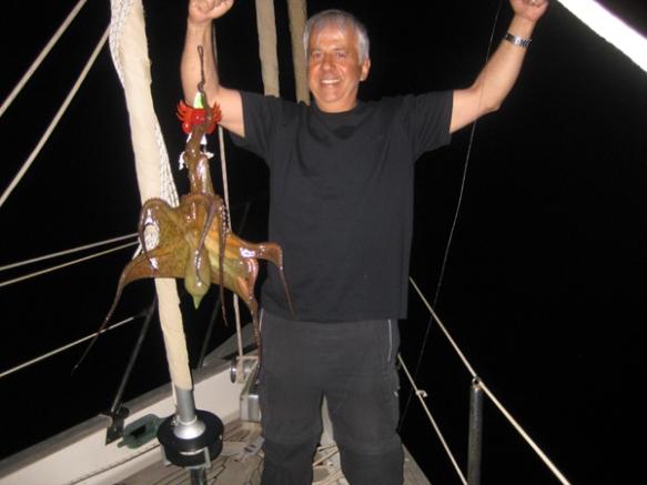 Yanni-mit-Octopus