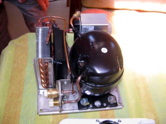Aggregat-mit-Kompressor