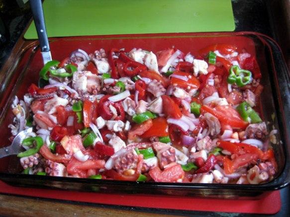 Fertiger-Salat